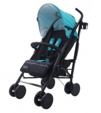 EURO BABY Eco Swiss design - blue